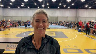 Deanna Betterman Is Building Elite Women's Wrestling In Colorado