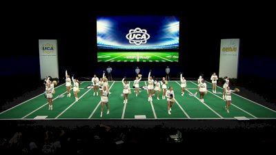 Avila University [2021 Open All Girl Game Day Semis] 2021 UCA & UDA College Cheerleading & Dance Team National Championship