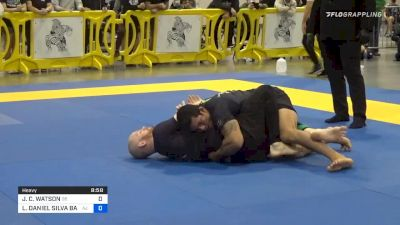 Hulk's Relentless Bodylock Pass Leads To An Arm Triangle