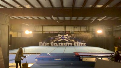 East Celebrity Elite - Crush [L2 Youth] 2021 Athletic Championships: Virtual DI & DII