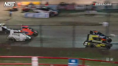 Highlights | USAC Midgets Sunday at Port City