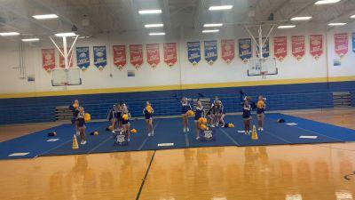 Piedmont High School [Varsity - Crowd Leading] 2021 UCA & UDA Game Day Kick-Off