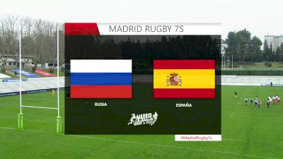 Replay - Russia vs Spain (W)