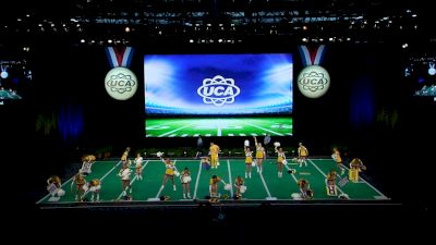 Somerset High School [2021 Small Coed Game Day Finals] 2021 UCA National High School Cheerleading Championship