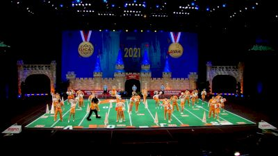 University of Tennessee [2021 Division IA Game Day Finals] 2021 UCA & UDA College Cheerleading & Dance Team National Championship