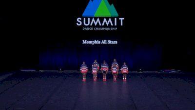 Memphis All Stars - MEMPHIS ALLSTARS [2021 Youth Hip Hop - Small Semis] 2021 The Dance Summit