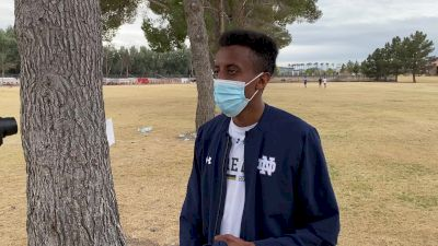 Yared Nuguse Is Focusing On XC This Winter