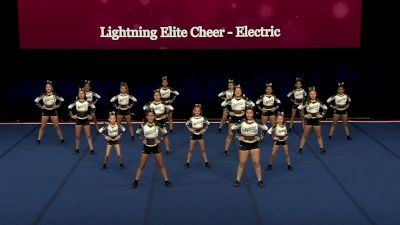 Lightning Elite Cheer - Electric [2021 L3 Performance Rec - Non-Affiliated (14Y) Finals] 2021 The Quest