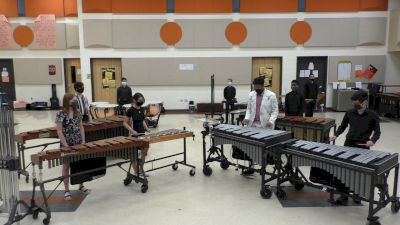 Texas City High School Indoor Percussion - Game Over