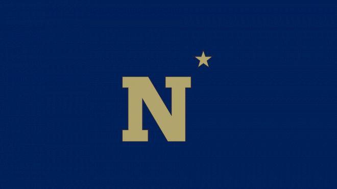 Navy Men's Gymnastics