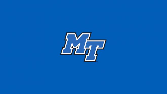 Middle Tennessee Baseball