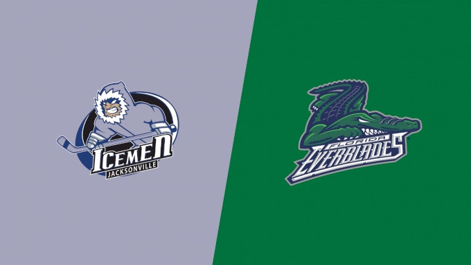 picture of 2020 Jacksonville Icemen vs Florida Everblades