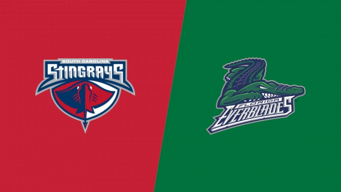picture of 2021 South Carolina Stingrays vs Florida Everblades