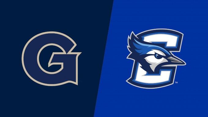 picture of 2021 Georgetown vs Creighton - Women's 1st Round