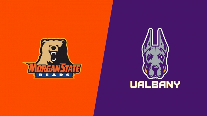 picture of 2021 Morgan State vs UAlbany