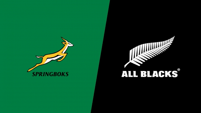 picture of 2021 South Africa vs New Zealand All Blacks