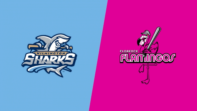 picture of 2021 Wilmington Sharks vs Florence Flamingos