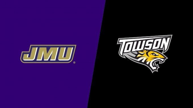 picture of 2021 James Madison vs Towson