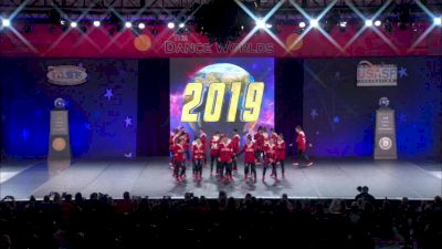Champion Legacy - Champion Legacy [2019 Senior Large Coed Hip Hop Finals] 2019 The Dance Worlds