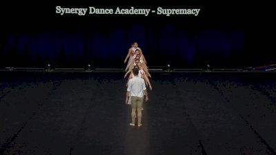 Synergy Dance Academy - Supremacy [2021 Junior Coed Contemporary / Lyrical Finals] 2021 The Dance Summit
