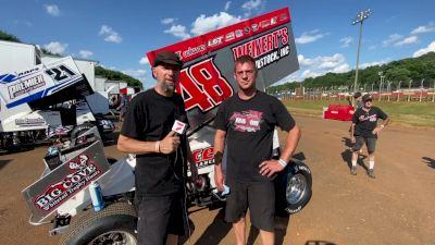 Danny Dietrich Going For 3-In-A-Row Monday At Lincoln