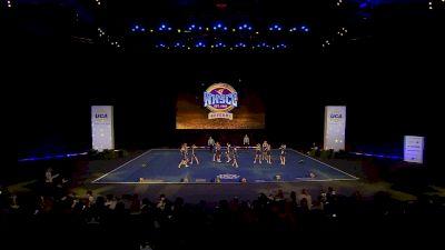 St Michael Albertville High School [2020 Small Varsity Non Tumbling Semis] 2020 UCA National High School Cheerleading Championship