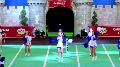 Whiteland Community High School [2020 Medium Game Day Division I Finals] 2020 UCA National High School Cheerleading Championship