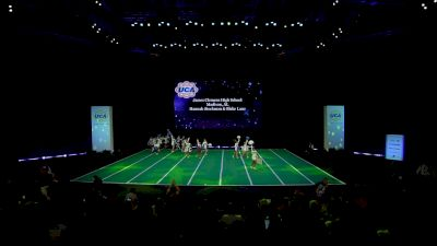 James Clemens High School [2020 Varsity Non Building Game Day Finals] 2020 UCA National High School Cheerleading Championship