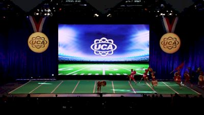 Riverdale High School [2020 Super Game Day Division I Prelims] 2020 UCA National High School Cheerleading Championship