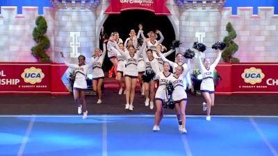 Arlington High School [2020 Medium Varsity Division I Finals] 2020 UCA National High School Cheerleading Championship