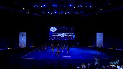 Madisonville North Hopkins High School [2019 Small Varsity Division II Prelims] 2019 UCA National High School Cheerleading Championship