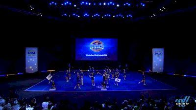 MacArthur High School (TX) [2019 Junior Varsity Coed Finals] 2019 UCA National High School Cheerleading Championship