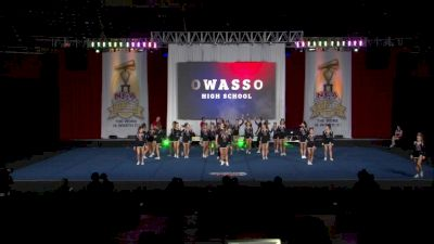 Owasso High School [2019 Large Coed Advanced High School Finals] NCA Senior & Junior High School National Championship