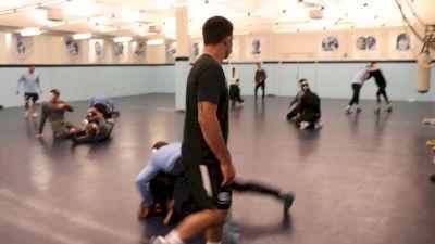 Coach Ramos At UNC Practice