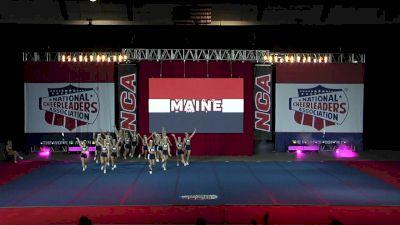 University of Maine - Orono [2019 Intermediate All-Girl Division I Finals] 2019 NCA & NDA Collegiate Cheer and Dance Championship