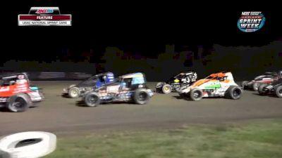 Flashback: USAC Indiana Sprint Week at I-69 Gas City 7/18/19