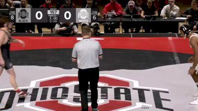 157 lbs - Elijah Cleary vs Jaden Mattox