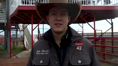 Zeke Thurston Wins Second Ponoka Stampede Title On Young Calgary Stampede Horse