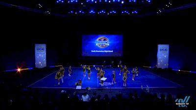North Hunterdon High School [2019 Medium Varsity Division I Semis] 2019 UCA National High School Cheerleading Championship