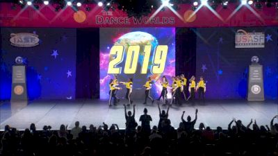 Legendary Athletics - Senior Elite [2019 Small Senior Hip Hop Semis] 2019 The Dance Worlds