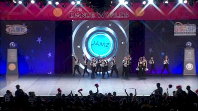 Xtreme Dance - Xtreme Dance [2019 Senior Large Pom Finals] 2019 The Dance Worlds