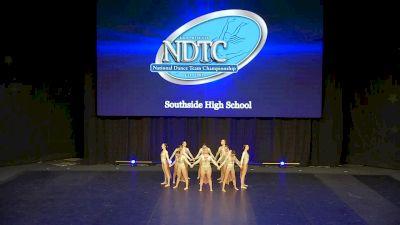 Southside High School [2020 Small Jazz Semis] 2020 UDA National Dance Team Championship