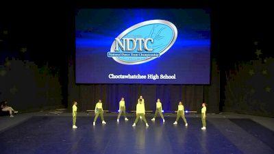Choctawhatchee High School [2020 Small Hip Hop Semis] 2020 UDA National Dance Team Championship