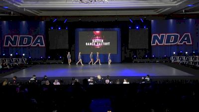 Raevin Dance Factory Dance Factory Elite-Junior [2020 Junior Small Contemporary/Lyrical Day 2] 2020 NDA All-Star Nationals