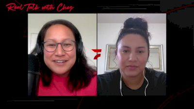 Real Talk with Chez Episode 1 Part 2 Tori Vidales Lessons Learned From Color Commentating