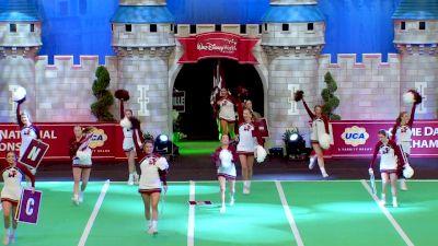 Niceville High School [2020 Medium Game Day Division I Finals] 2020 UCA National High School Cheerleading Championship