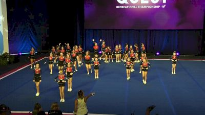 Titan Cheer Alliance - Lady Marvels [2020 L1 Performance Rec - Non-Affiliated (12Y - Large)] 2020 The Quest