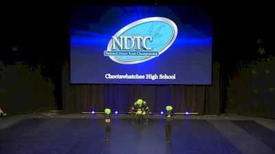 Choctawhatchee High School [2020 Small Pom Semis] 2020 UDA National Dance Team Championship
