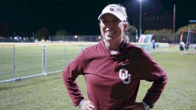 Oklahoma Coach Patty Gasso Nevada Post-Game Interview