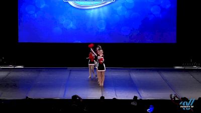 St Michael the Archangel High School [2019 Small Pom Prelims] UDA National Dance Team Championship